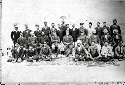 Indian Supply and Transport Corps 12 Feb 1922