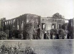 Banqueting Hall residency Lucknow used as a hospital during the siege