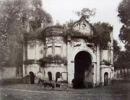 Secundra Bagh Gate, Lucknow