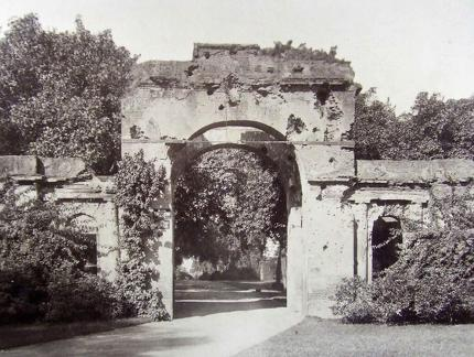 Baillie Guard Gate, Lucknow, India
