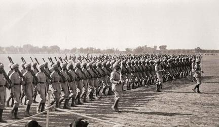 17th Dogras, Lahore, Procalamation Day 1937