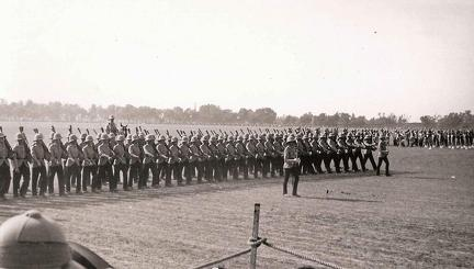 Royal Scots, Lahore, Proclamation Day 1937