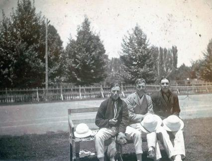 Tennis, Srinagar Club 1920