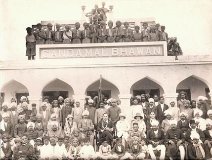 Amritsar, Punjab, India 1929