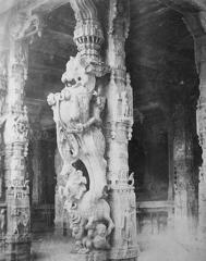 Carved Pillar, Tadipatri, India