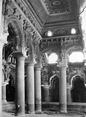 Interior of Palace, Madurai