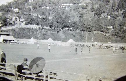 Durand Football Tournament, Annandale, Simla 1930