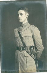 2nd Lt H J R O'Brien