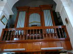 Organ, St Marks Cathedral, Bangalore.