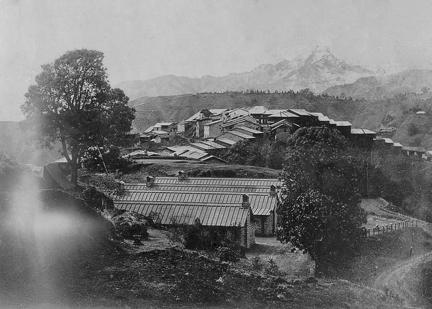 Hampshires in India 1914-1918 Posted to Chakrata