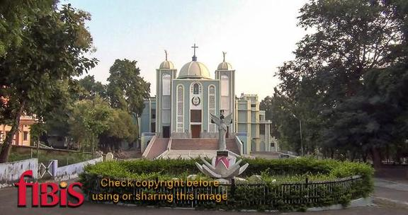 Jhansi St Judes Church