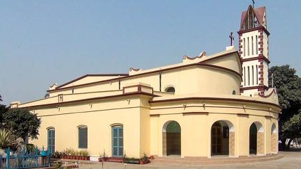 Roorkee Church Jadugar Road (Church of Infant Jesus?)