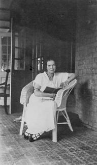 Avril Anderson, June 1922, Kharagpur