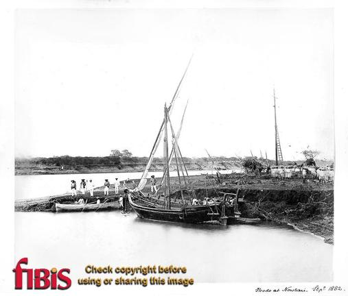 1882 Floods at Navsari