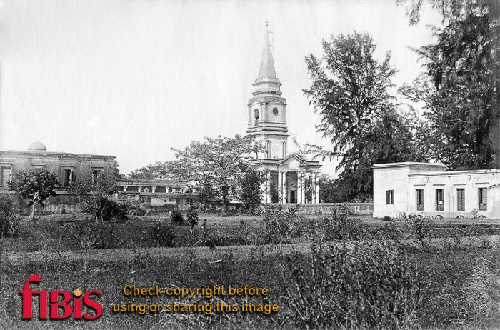 1886 Church at Serampore.jpg