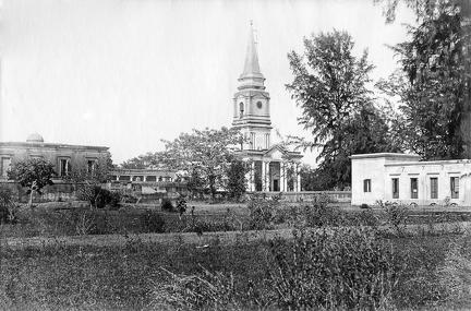1886 Church at Serampore