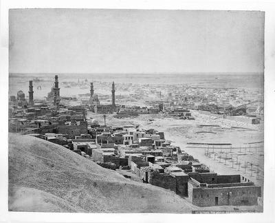1879 Cairo general view
