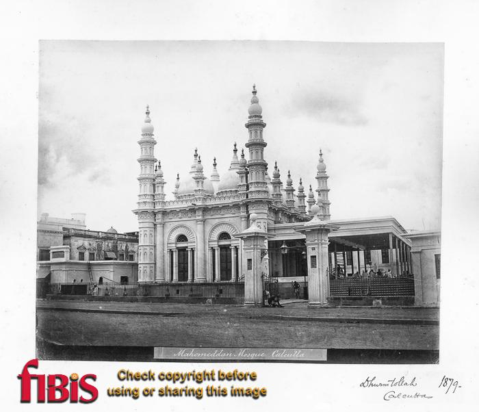 1879 Calcutta Tipu Sultan Mosque
