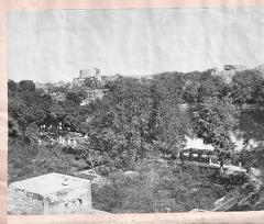View from Bharatpur Fort (?)