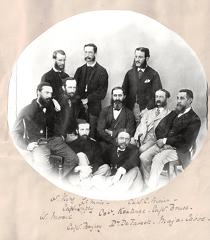 Portrait Group of Men