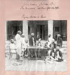 Marwar Political Agency Office 1871