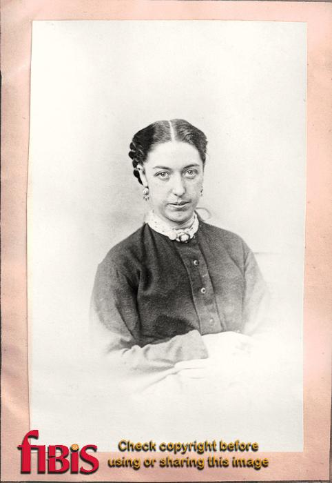 Portrait Mrs Cochrane