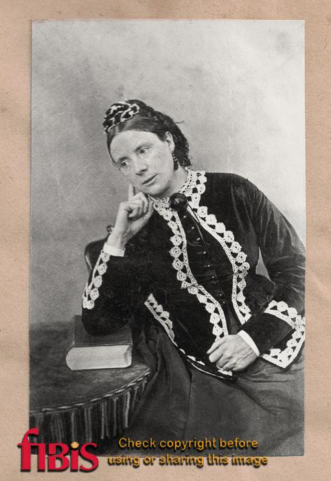 Portrait of Mrs Moore