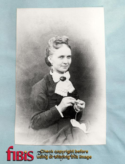 Portrait of Mrs Pennington