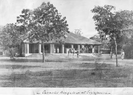 Carnell's Bungalow at Erinpoora