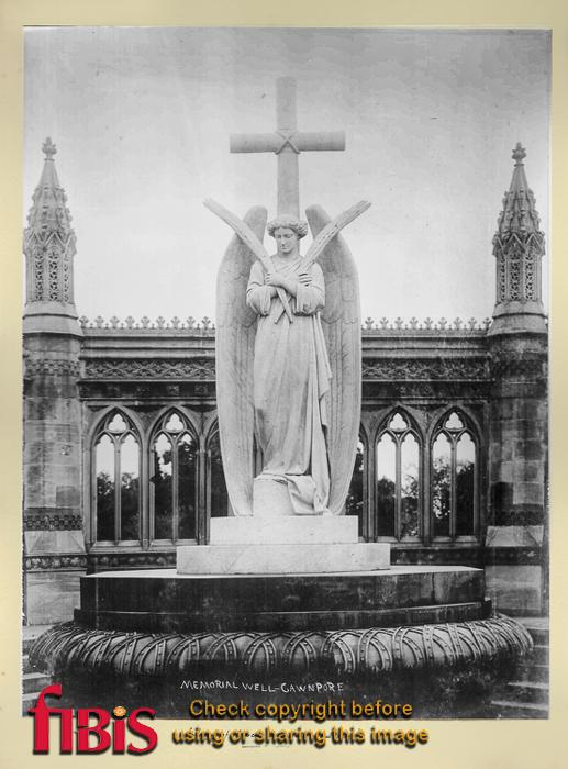 Angel of Peace Memorial Well Cawnpore