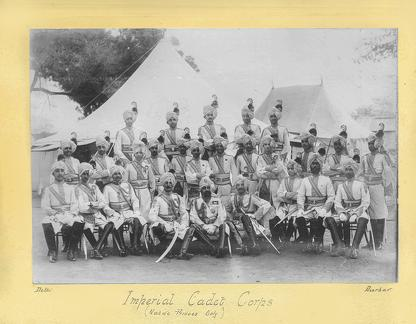 Imperial Cadet Corps