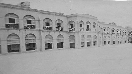 Barracks Peshawar 1915