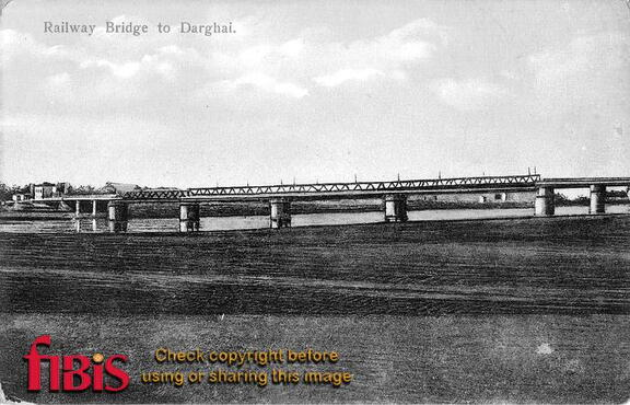 Darghai Railway Bridge