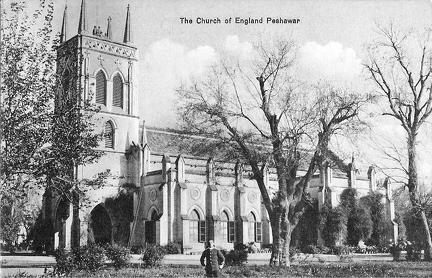Peshawar Church of England