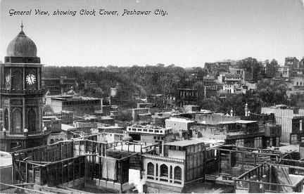 Peshawar City View