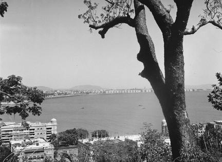 Colaba (RH View) from Malabar Hill