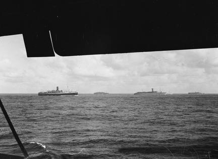 Convoy in Indian Ocean 2