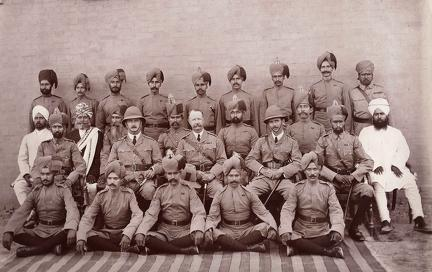 52nd Sikhs, Bannu, NWFP 1913
