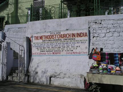 Methodist Church Nainital