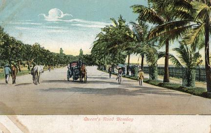 Queens Road, Bombay