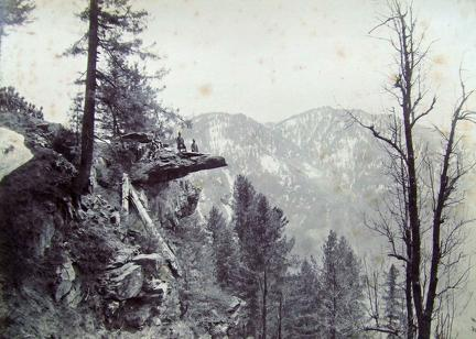 Black Mountain Expedition 1891