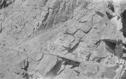 Road along the Indus Valley