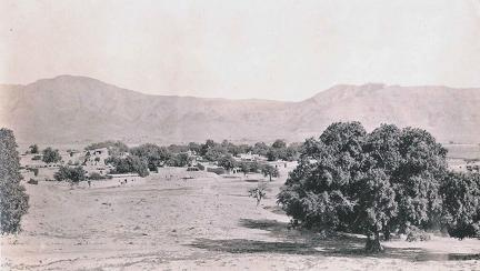Jangal Khel from Kohat Fort