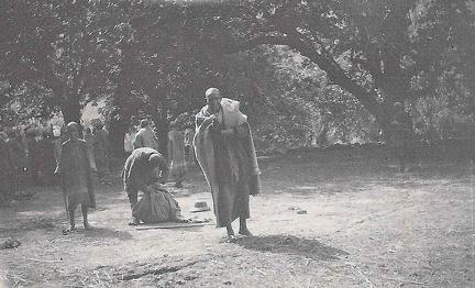 Faqir Sind Valley, Kashmir May to June 1920