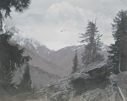 Trip up the Sind Valley, Kashmir May to June 1920