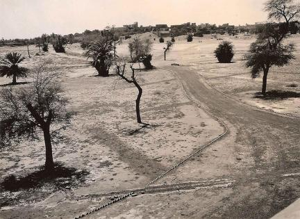Pind Dadan Khan City from SDO's bungalow May 1932