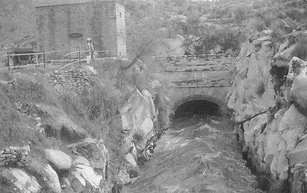 Swat River Canal ca 1924