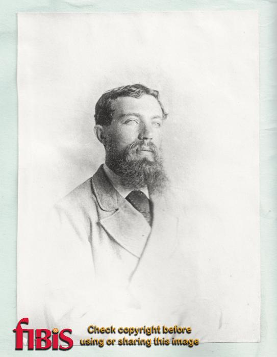 Portrait of W Miles