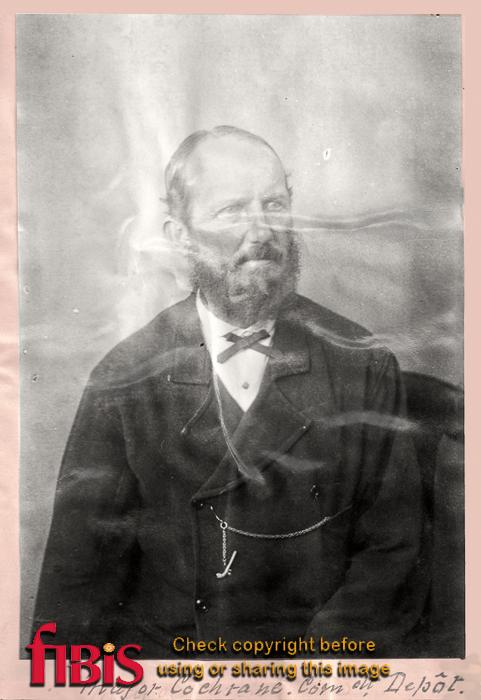 Portrait Major Cochrane